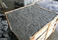 Patio / Garden Natural Paving Stones Natural Black Basalt / Slate Material
